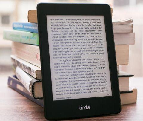Come funziona Kindle, il lettore ebook di Amazon?